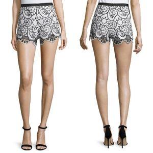 ALEXIS - Pia Floral Lace Shorts